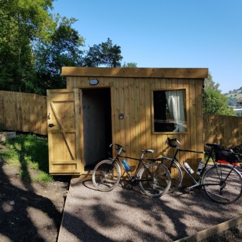 Self catering accommodation tailored to the needs of active visitors
