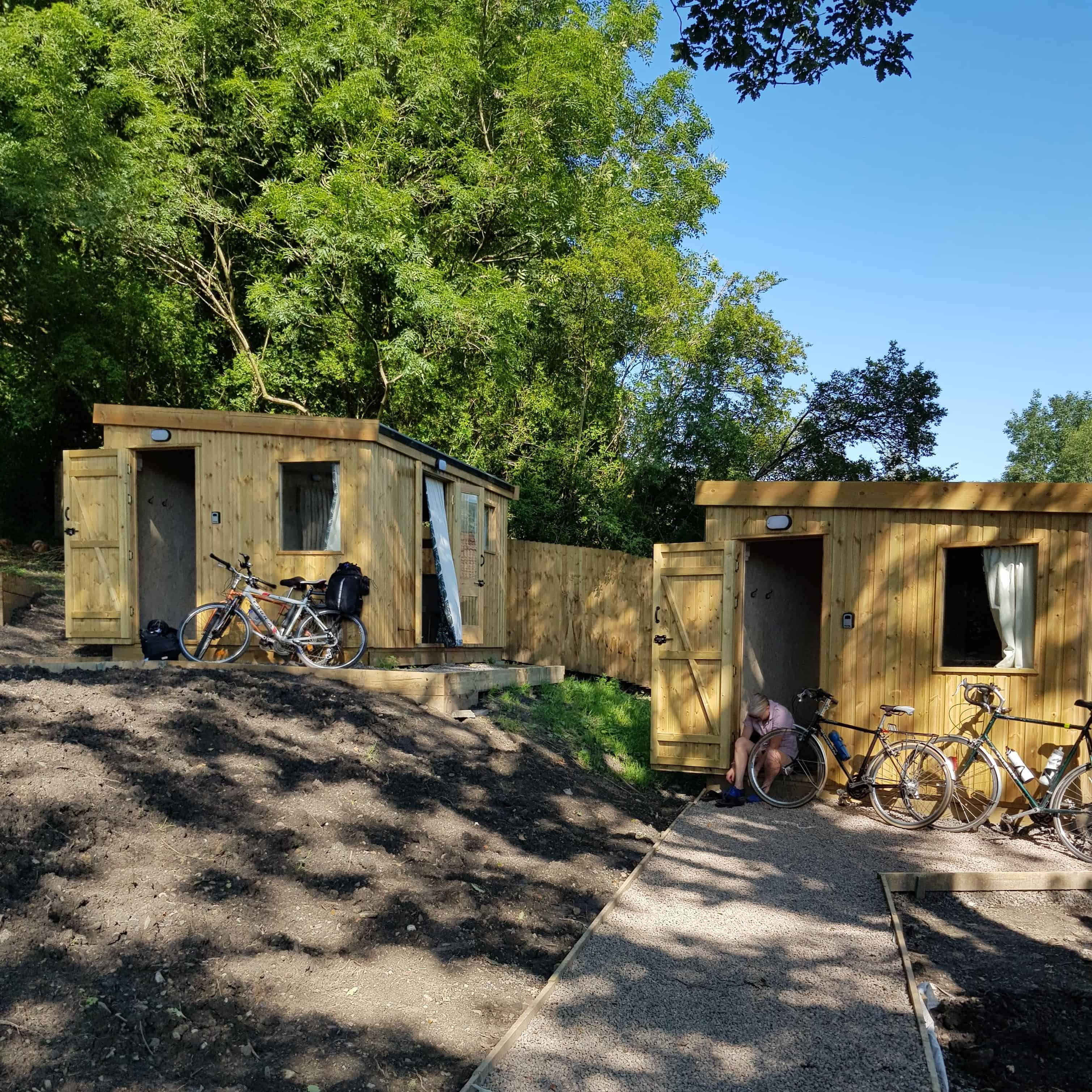 The Roost is designed for people who enjoy the outdoors - cyclists, mountain bikers, walkers